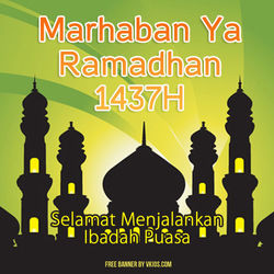 Display Picture BBM Ramadhan 13
