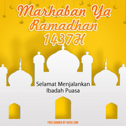 Display Picture BBM Ramadhan 14