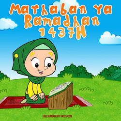 Display Picture BBM Ramadhan 15