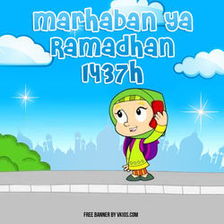 Display Picture BBM Ramadhan 20