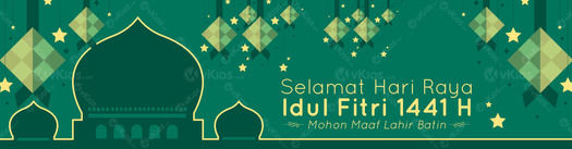 Banner Idul Fitri 16