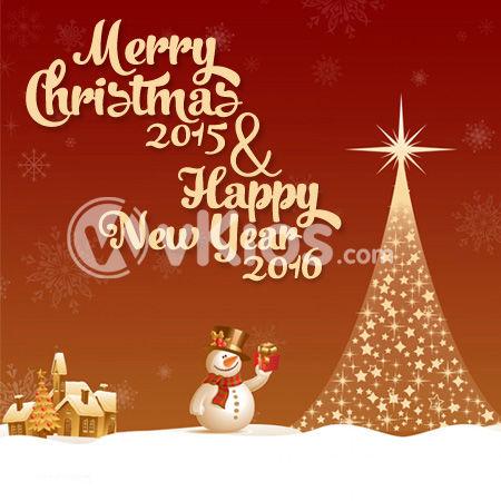 Contoh Desain Spanduk Natal - gambar spanduk